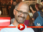 Christoph Maria Herbst genießt das Blitzlichtgewitter