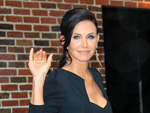 Courteney Cox: Dank an Harry Styles und Ed Sheeran