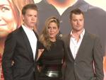 Jennifer Aniston in Berlin: XXL-Gürtel statt Babybauch