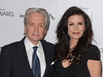 Catherine Zeta-Jones: Thanksgiving mit Michael Douglas