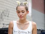 Miley Cyrus: Vom 'Vogue'-Cover verbannt