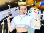 Miley Cyrus: Figur ist harte Arbeit
