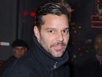 Ricky Martin: Sexy Sixpack-Show im Urlaub
