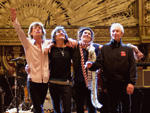 Die Rolling Stones: Beehren Down Under