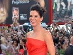 Sandra Bullock: In Wachs gegossen