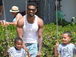 Usher: Sohn spielt schon wieder