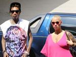 Amber Rose: Will trotz Scheidung Nachwuchs mit Wiz Khalifa