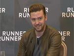 Justin Timberlake: Steht unterm Pantoffel