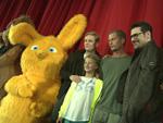 Keinohrhase und Zweiohrküken: So feierte Til Schweiger Weltpremiere