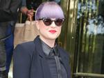 Kelly Osbourne: Lacht über Schwangerschaftsgerüchte