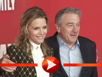 Robert de Niro und Michelle Pfeiffer in Berlin
