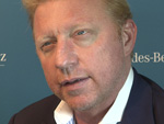 Boris Becker: Ärger wegen Hooligan-Schal