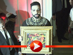 So will Harald Glööckler mit Kunst gegen Krieg kämpfen