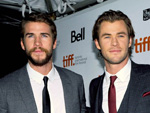 Chris und Liam Hemsworth: Brüderliche Hass-Liebe