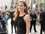 Angelina Jolie: Kinder sind Tattoo-Fans