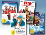 Winterzeit – Heimkinozeit: DVD-Tipps für kalte Wintertage
