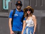 Leighton Meester: Dreharbeiten mit dem Ehemann