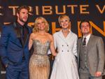 """""""Catching Fire"""": Hunderte feiern Berlin-Premiere"""