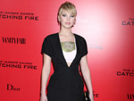 Jennifer Lawrence: Peinliches Tattoo