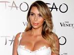 Kim Kardashian:  Präsentiert sich oben ohne
