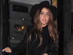 Möchtegern Cara Delevingne: Lady Gaga mit doppelten Augenbrauen
