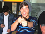 Louis Tomlinson: 1D-Star mit 5 Groupies