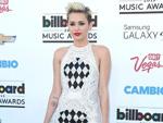 Miley Cyurs: Erst laut, dann großzügig