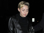 Miley Cyrus: Spielt nur eine Rolle