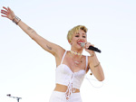 Miley Cyrus: Joints statt nackte Haut
