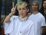 Miley Cyrus: Kiffen mit Cara Delevingne