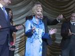 Liselotte Pulver eröffnet Zoo Palast: Bald wieder vor der Kamera?