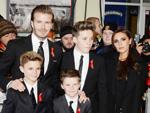 David Beckham: Model-Coach für seine Söhne