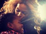 Beyoncé: Knutscht Madonnas Tochter