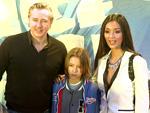 Familie Pooth im Blitzlichtgewitter: Deshalb darf Sohn Diego mitkommen