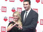 Wladimir Klitschko: Macht Haydens Schwangerschaft offiziell