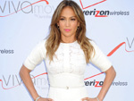 Jennifer Lopez: Ist froh über ihre Kurven