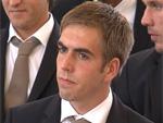 Philipp Lahm: Mitgefühl mit van der Vaart und Boulahrouz