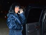 Rihanna: Wilde Silvesterparty 2013/2014