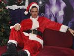 Robbie Williams: Wachs-Kopie gibt den Nikolaus