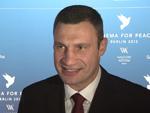 Vitali Klitschko: Politik statt Boxring