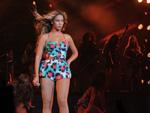 Beyoncé: Schummelt sich kurviger?