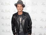 Bruno Mars: Will nicht beim Super Bowl frieren