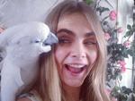 Cara Delevingne: Schwebt als Mary Poppins durch die Lüfte
