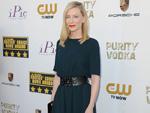 Cate Blanchett: Gut abgefüllt bei den Golden Globes