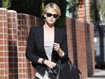 """Charlize Theron: Angst vor """"Blumen-Stalker"""""""
