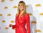 Heidi Klum: Bleibt den Topmodels erhalten