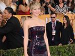 Jennifer Lawrence und Daniel Day-Lewis: Überreichen begehrte Trophäe