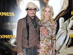 Johnny Depp: Verlobungsfeier mit Amber Heard