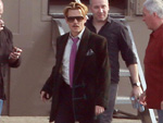 Johnny Depp: Erhält Schmink-Preis