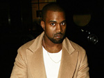 Kanye West: Besucht die Pariser Fashion Week